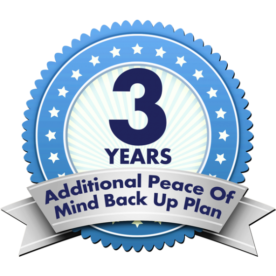 3 Years Additional Peace Of Mind Back Up Plan 2+3RFR1000N