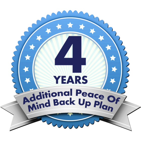 4 Years Additional Peace Of Mind Back Up Plan 1+4CPG4000N