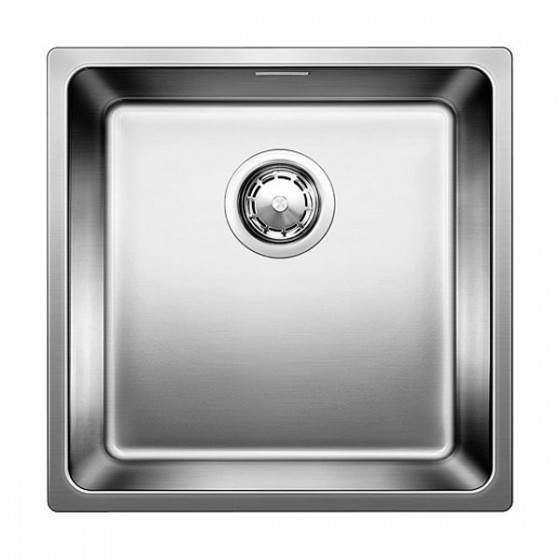 Blanco 30L Single Bowl Undermount Sink With Overflow ANDANO400UK5