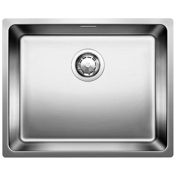 Blanco 53L Single Bowl Inset/Flushmount Sink With Overflow ANDANO500IFNK5