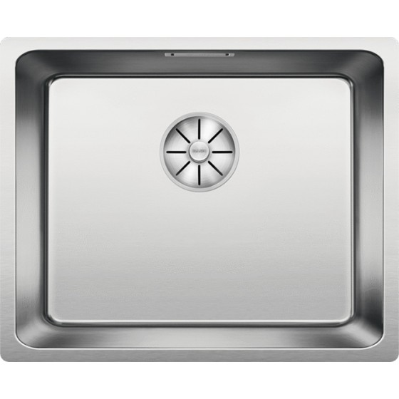 Blanco 38L Single Bowl Undermount Sink With Overflow ANDANO500UK5
