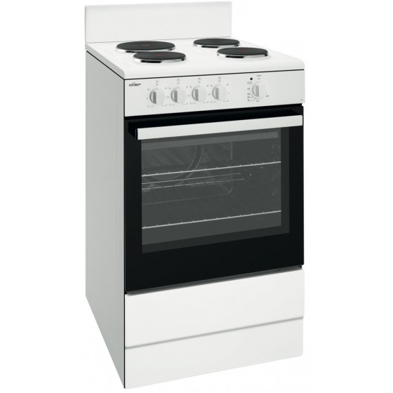 Chef 54cm 80L Electric Freestanding Oven/Stove CFE532WB