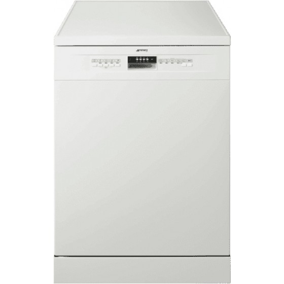 Smeg 60cm White Freestanding Dishwasher DWA6314W2