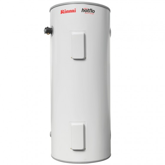 Rinnai HotFlo 400L 3.6kW Hardwired Electric Hot Water Storage Tank EHF400T36