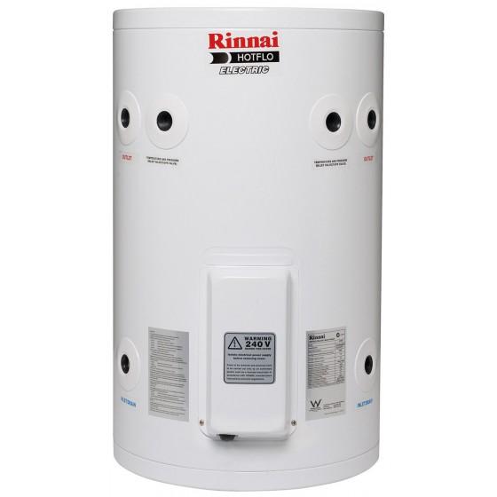 Rinnai HotFlo 50L 3.6kW Hardwired Electric Hot Water Storage Tank EHF50S36