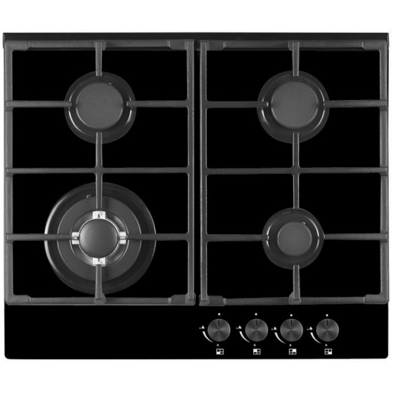 InAlto 60cm Gas on Glass Cooktop IGG60