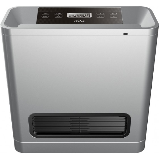 Omega Altise 15mj Natural Gas Convection Heater Silver
