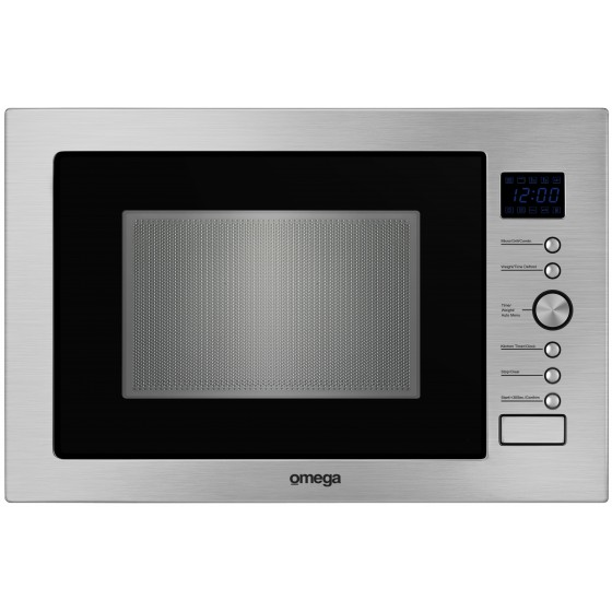 Omega 1000W 34L Fully Integrated Built-In Microwave OMW34X