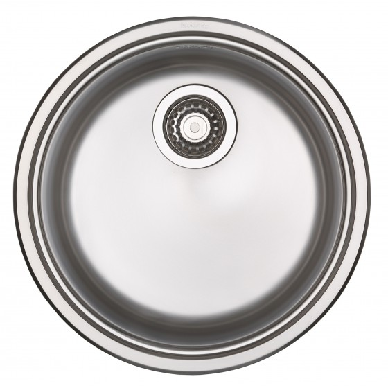 Blanco Single Round Bowl Sink RONDOSOLK5