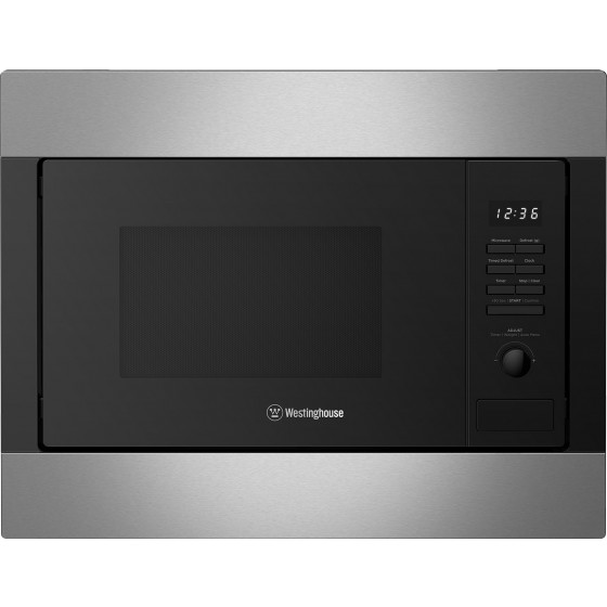 Westinghouse 25L Built-In Wall Microwave WMB2522SC