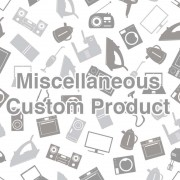 Miscellaneous Custom Product
