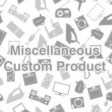 Miscellaneous Custom Product
