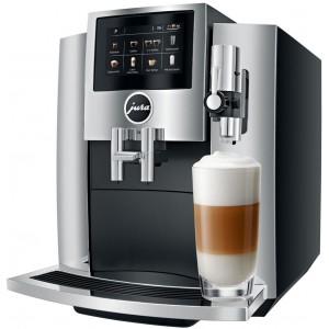 Jura S8 Chrome Automatic Coffee Machine 15443