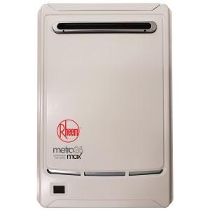 Rheem Metro Max 50°C 26L Continuous Hot Water Unit 876T26NF *NATURAL GAS*