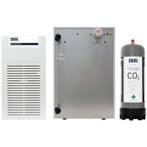 Billi B-5000 Urban Brass XL Levered Tap Boiling/Chilled/Sparkling 915100LUB
