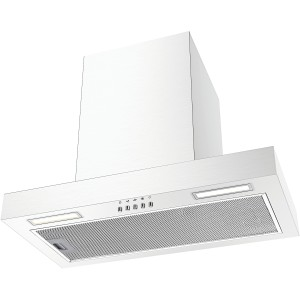 Airvolution 60cm Integrated Canopy Rangehood AIH60W