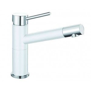 Blanco White 360° Swivel Spout Mixer Tap ALTAW