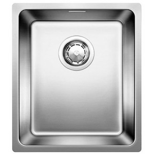 Blanco 25L Single Bowl Inset/Flushmount Sink With Overflow ANDANO340IFNK5