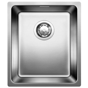 Blanco 30L Single Bowl Undermount Sink ANDANO340UK5