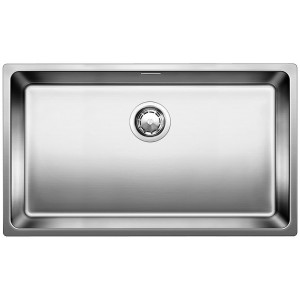 Blanco Single 53L Bowl Inset/Flushmount Sink ANDANO700IFNK5