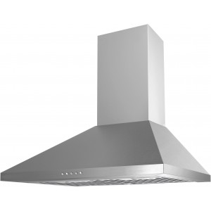Airvolution 60cm Canopy Rangehood ARC60BS