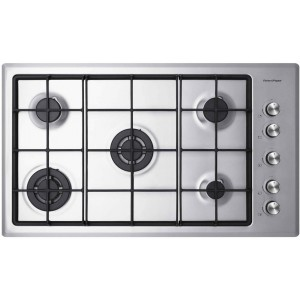 Fisher & Paykel 90cm Gas Cooktop CG905CNGX2