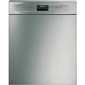 Smeg 60cm Stainless Steel Freestanding Dishwasher DWA6314X2