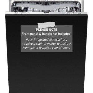 Smeg 60cm Fully-Integrated Dishwasher DWAFI6314-2