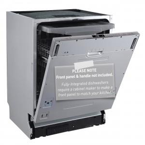 Inalto 60cm  Fully-Integrated Dishwasher DWI62CS