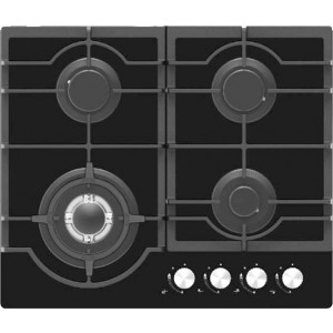 Casa 60cm Gas on Glass Cooktop GHB60CA