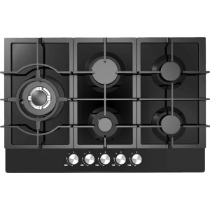 Casa 75cm Gas on Glass Cooktop GHB75CA