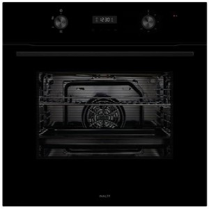InAlto 60cm 80L Electric Wall Oven IO605TB