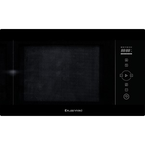 Kleenmaid 25L Built-In Wall Microwave With Grill MWG4512K