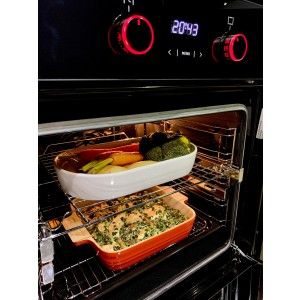 Kleenmaid 60cm Multifunction Electric Wall Oven OMF6030K