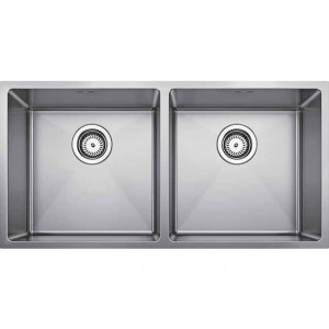 Blanco Double Bowl Inset/Undermount Sink QUATR154040IUK5