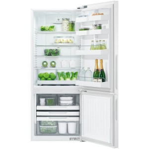SYDNEY ONLY | Fisher & Paykel 442L Bottom Mount Refrigerator RF442BRPW6