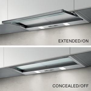 Kleenmaid 60cm Concealed Slideout Rangehood RHSOG61
