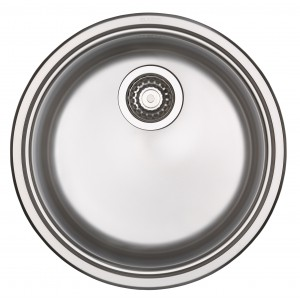 Blanco Single Round Bowl Sink RONDOSOLK5