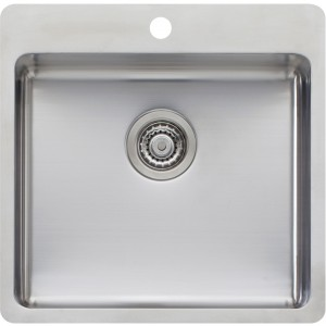 Oliveri Sonetto Large Bowl Inset Sink SN1051