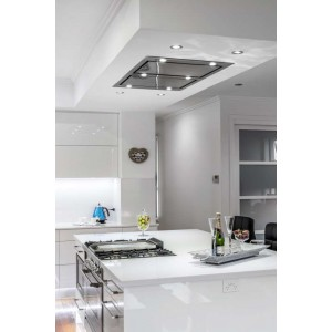 Schweigen 120cm Single 1600m3/hr Silent Undermount Rangehood UM4220-12SP