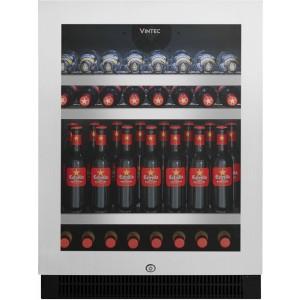 Vintec 100 Bottle Beverage Centre VBS050SSB-X   Greater Sydney Only