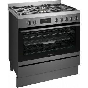 Westinghouse 90cm 125L Dual Fuel Freestanding Oven/Stove WFE916DSD