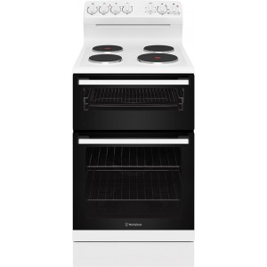 Westinghouse 54cm 80L Freestanding Electric Oven/Stove WLE532WC