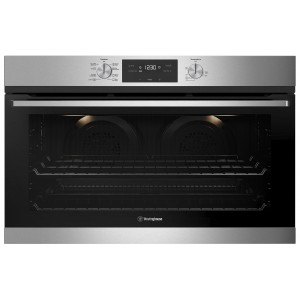 Westinghouse 90cm Multifunction Electric Built-In Wall Oven WVE915SC
