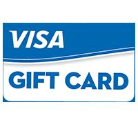 Bonus Visa Gift Card