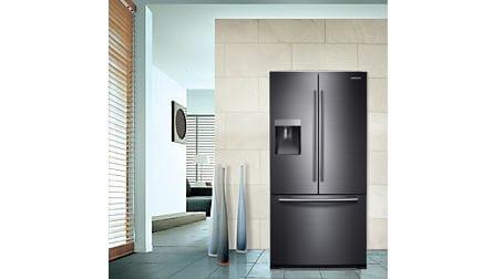 Samsung 583l French Door Refrigerator Srf582dbls