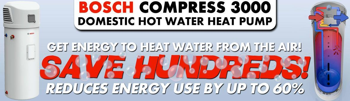 Save With Bosch Compress 3000